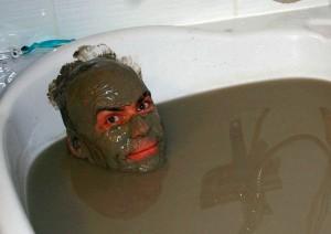 bentonite clay bath