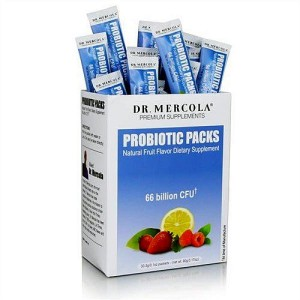 Mercola probiotic packs
