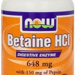 Treat IBS with betaine HCL